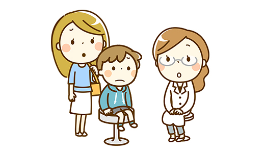 頭部外傷を受けた小児はADHDをおこしやすい